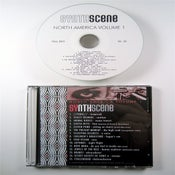 Image of SYNTH SCENE COMPILATION CD