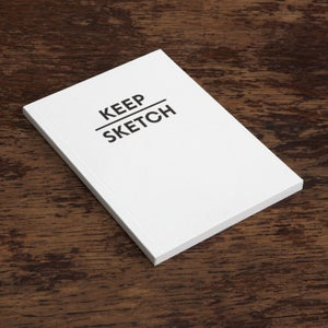 Image of Keep Sketch Notebook