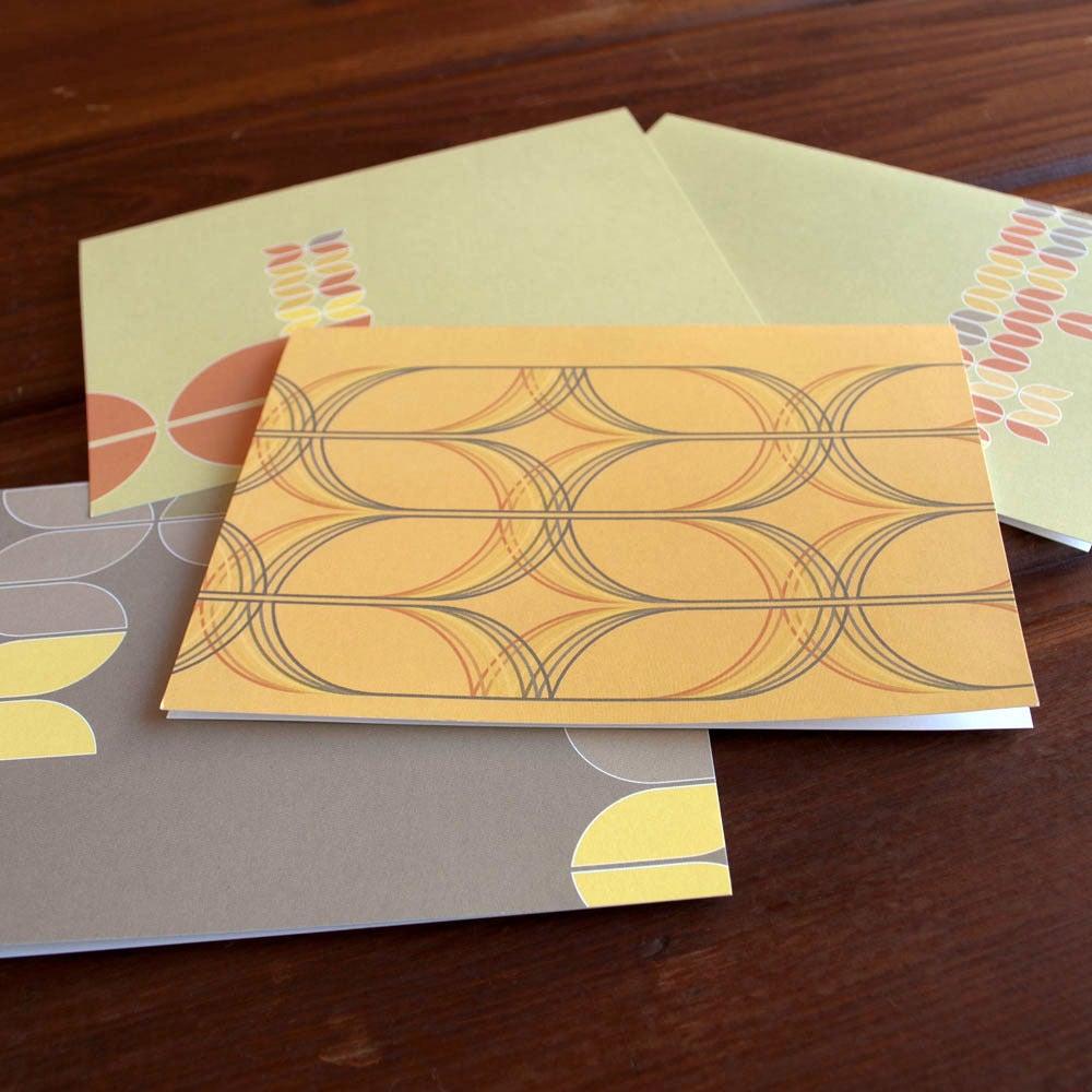 Image of Mod Tulip Card Set