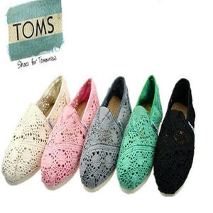 Image of TOMS Crochet