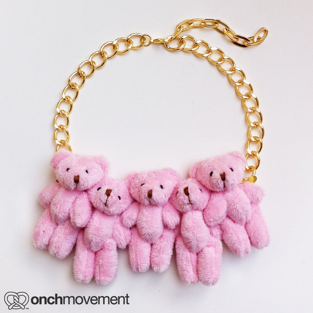 Image of Onch Teddies (Pink)