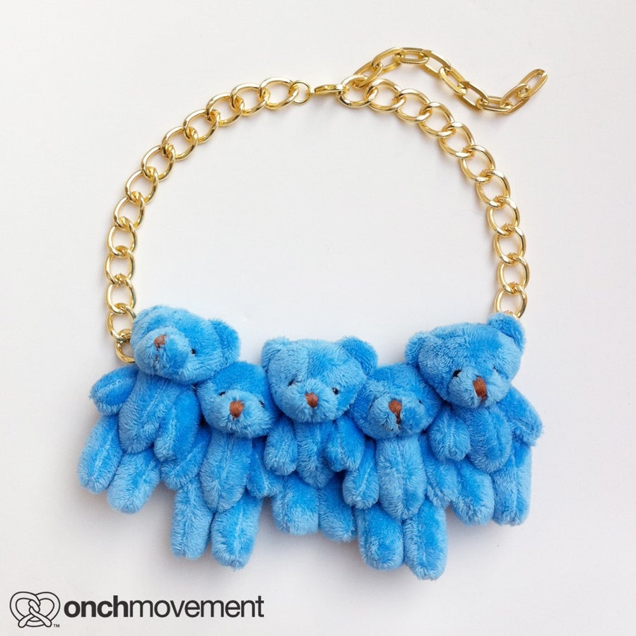 Image of Onch Teddies (Blue)
