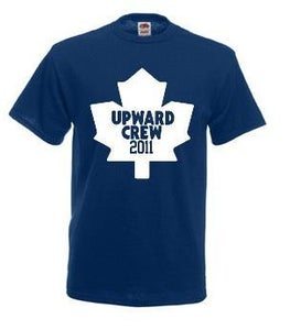Image of UPWARD 2011 CREW T-SHIRT