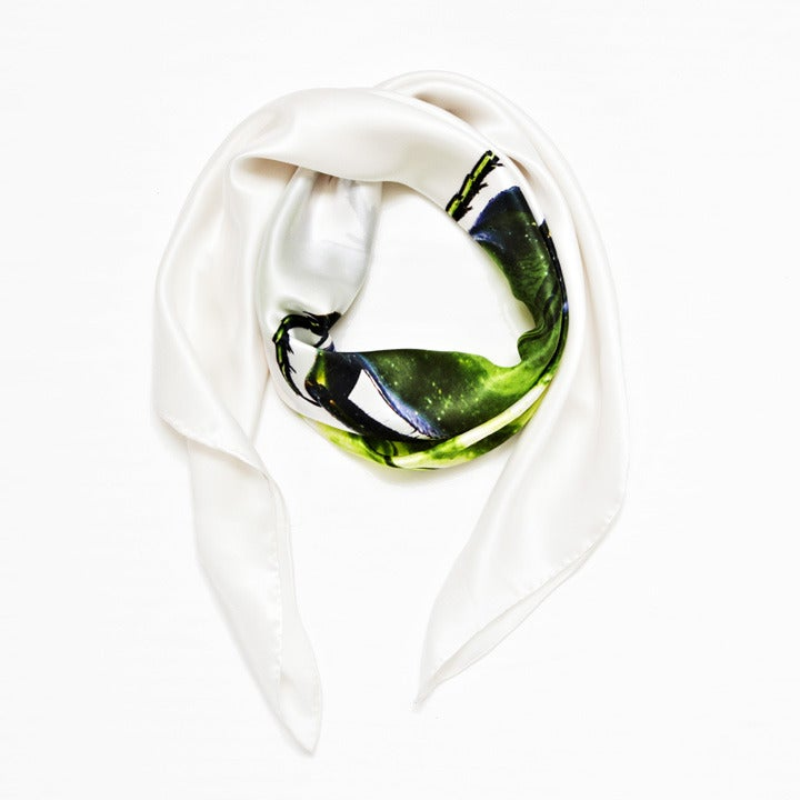 Image of Agatha Silk Scarf