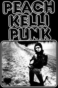 Image of Peach Kelli Punk tape