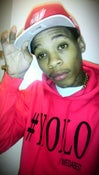Image of  RED #YOLO HOODIE on sale Just 4 you
