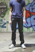 Image of Unbranded UB204 - Tapered Black Selvedge