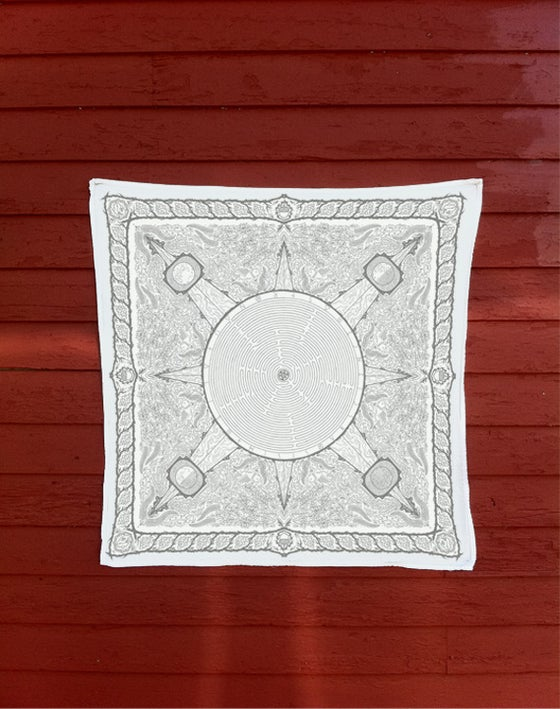 Image of Never Be Lost Bandana
