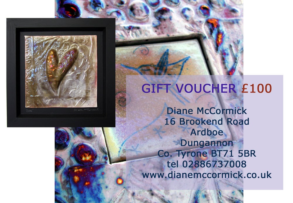 Image of Gift Voucher £100