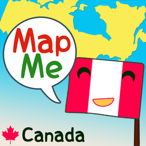 Image of MapMe - Canada