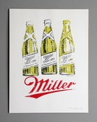 Image of Miller High Life Print