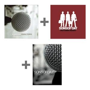 Image of 2 CDs + DVD