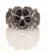 Image of Floral delight bangle bracelet