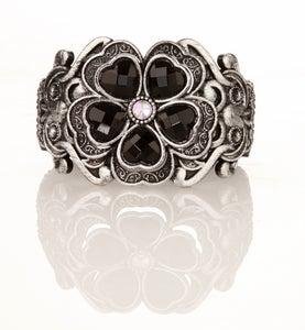 Image of Floral delight bangle bracelet