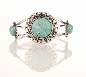 Image of Southwestern Silver bracelet