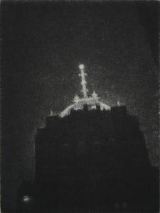 Image of Fisher Bldg Nocturne 6/15