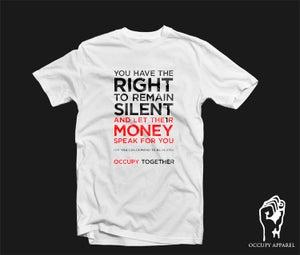 Image of Speak And Be Heard T-Shirt