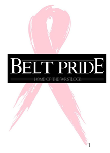 Image of Breast Cancer Awareness Wristlock - (Limited Edition)