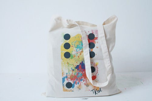Image of Domino Tote Bag