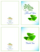 Image of Thank you notes (set of six)