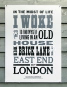 Image of In the Midst of Life I Woke... (Limited Edition Print)