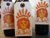 Image of El Jefe tag