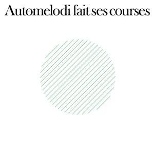 Image of Automelodi fait ses courses - EP [CNTR001] (2009)