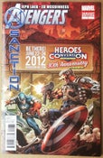 Image of AVENGERS X-SANCTION #1   Heroes Convention 2012 Variant