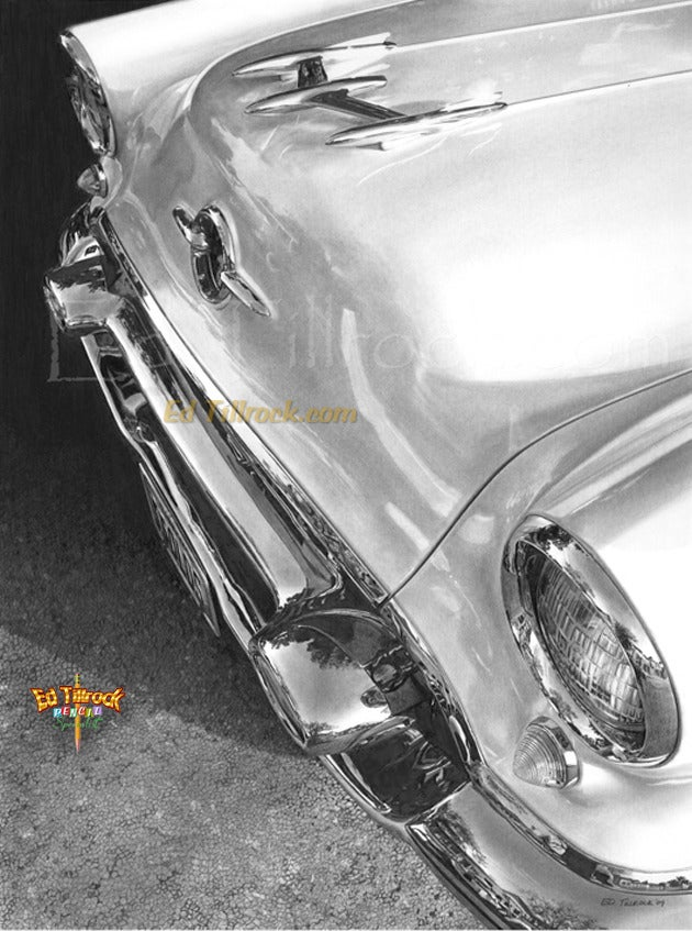 "Image of ""55 Olds""  Signed & Numbered 20x24 Giclee' Print"