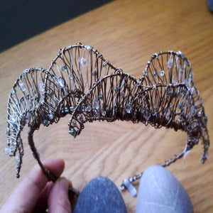 Image of Waves Tiara