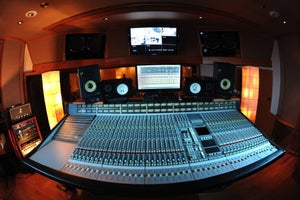 Image of GCR audio Gift Certificate 5 Hours Studio A