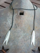 Image of Leaf Blade Necklace