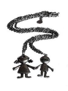 Image of Collar niño y niña
