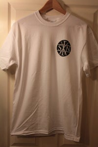Image of Chest Logo - White *Sold Out*