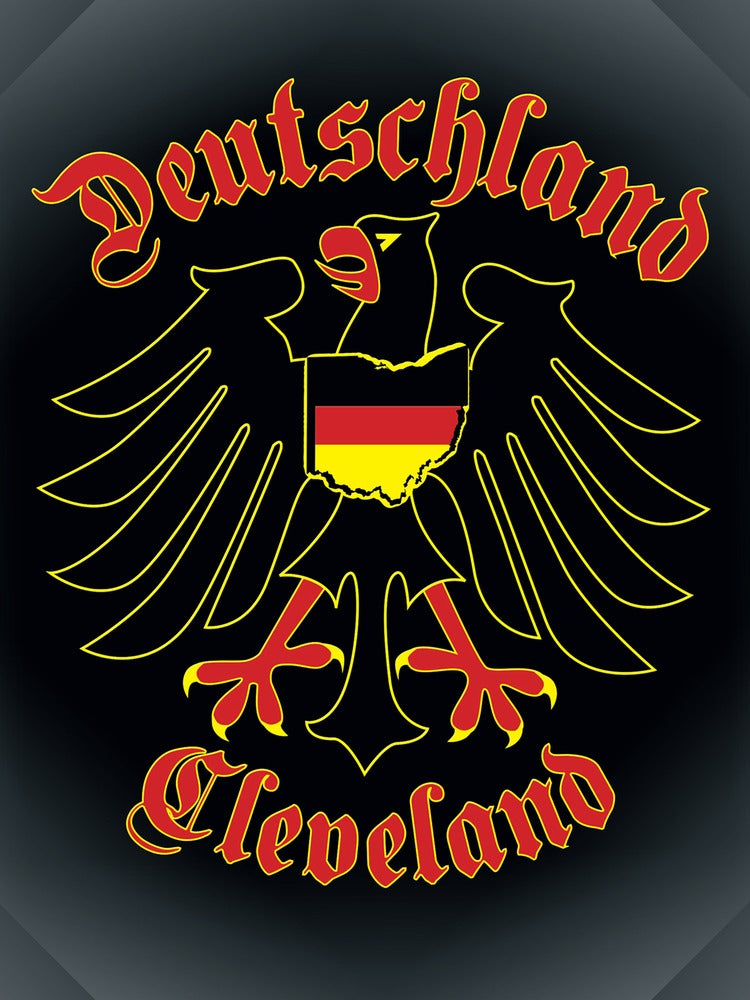 Image of Deutsches Cleveland Poster