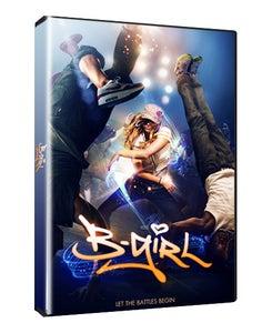 Image of B-GIRL DVD