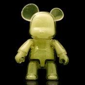 "Image of 7"" Visible Qee Bear GID Edition"