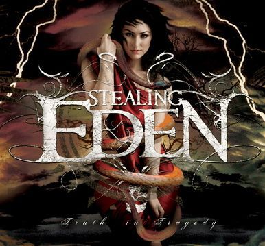 Image of Stealing Eden - 'Truth In Tragedy' CD