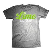 Image of Lime Truck Tee (Grey)