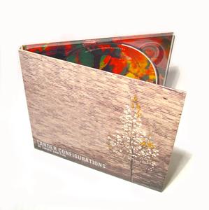 "Image of Lander Configurations - ""Of Smoke and Fire"" Digipak CD"