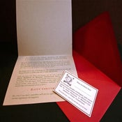 Image of Gift Subscription to the GMIWC Postal Constituent
