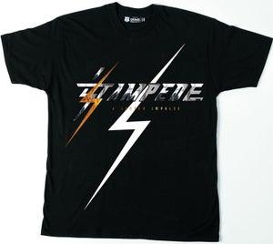 Image of Stampede 'A Sudden Impulse' Logo Flash Tee