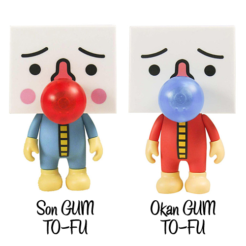 Image of GUM TO-FU 4""