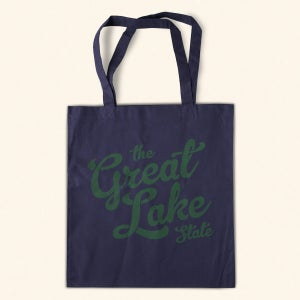 Image of The Great Lake State (Tote Bag)