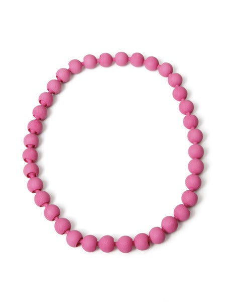 Image of Classic Small Pearl Necklace