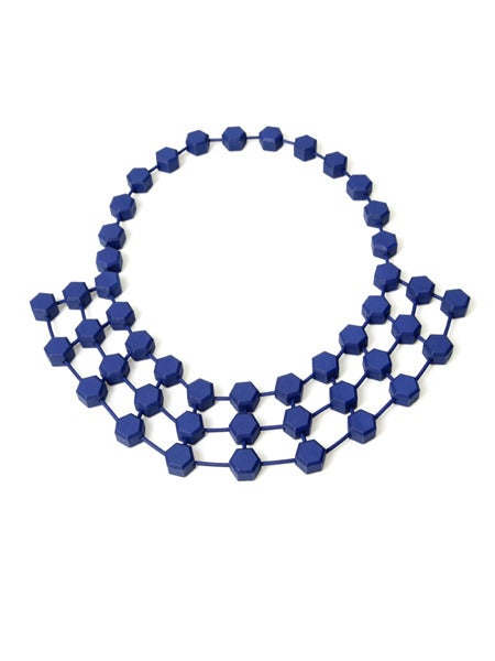 Image of Hexagon Rays Necklace