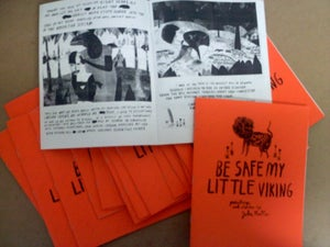 Image of Be Safe My Little Viking