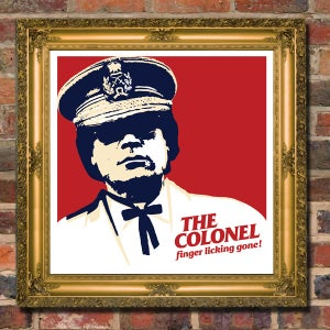 Image of THE COLONEL by ikon