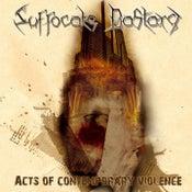 "Image of CD - ""Acts of Contemporary Violence"""
