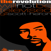 Image of Tribute Gil Scott-Heron Poster